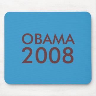 OBAMA, 2008 MOUSE PAD