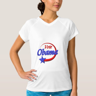 Obama 2012 and Vote for our future T-Shirt