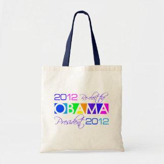 OBAMA 2012 bag - choose style & color