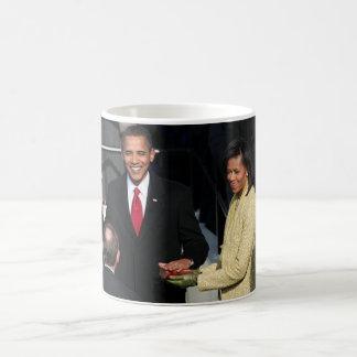 Obama 2012 basic white mug