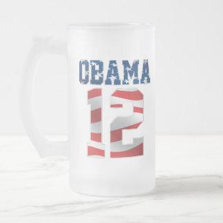 Obama 2012 Beer Mug / Stein