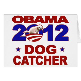 Obama 2012 Campaign Gear Greeting Card