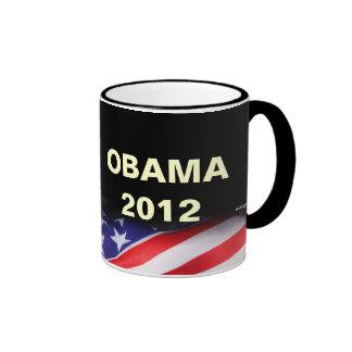 OBAMA 2012 Campaign Mug