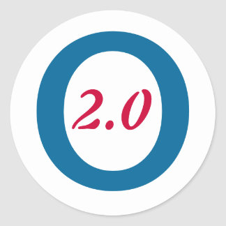 Obama 2012 Campaign Sticker