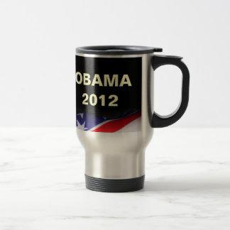 OBAMA 2012 Campaign Travel Mug