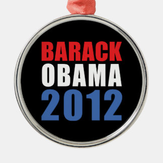 Obama 2012 christmas ornament