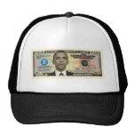 Obama 2012 Dollar Bill Hat