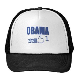 Obama 2012 Election Mesh Hat