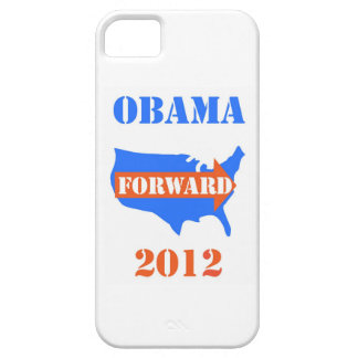 Obama 2012 Forward Barely There iPhone 5 Case