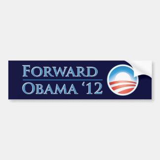 Obama 2012 - Forward Bumper Stickers