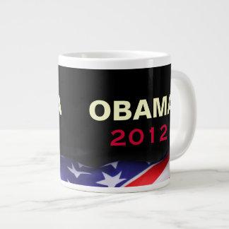 OBAMA 2012 Jumbo Coffee Mug Jumbo Mugs