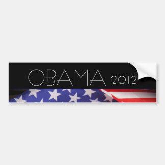 OBAMA 2012 Mod Bumper Sticker Car Bumper Sticker
