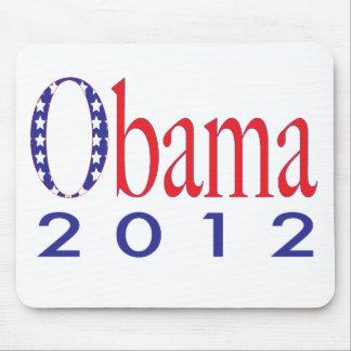 Obama 2012 mouse pad