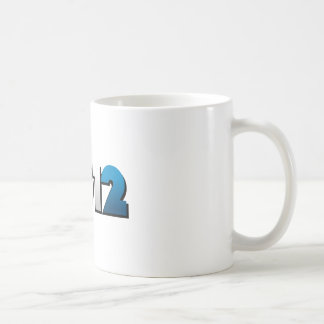Obama-2012 Coffee Mugs