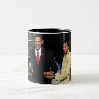 Obama 2012 Two-Tone mug