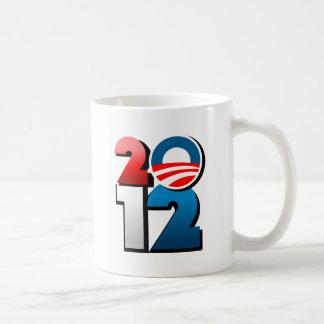 Obama-2012 Coffee Mug