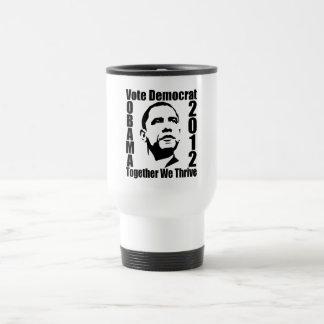 OBAMA 2012 mug - choose style & color