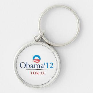 Obama 2012 Premium Campaign Keychain