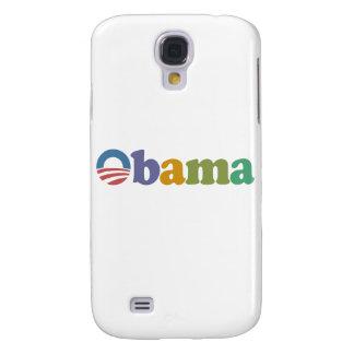 Obama 2012 Rainbow Galaxy S4 Case