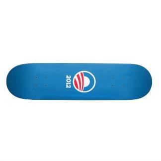 Obama 2012 Skateboard