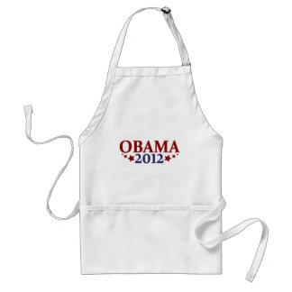 Obama 2012 Stars Standard Apron