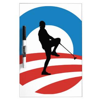 Obama 2014 Victory Tour Dry-Erase Whiteboard