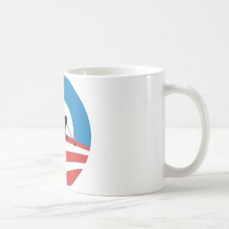 Obama 2014 Victory Tour Coffee Mugs