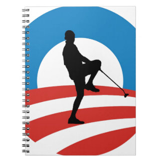 Obama 2014 Victory Tour Notebook