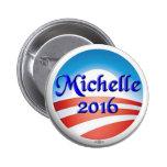 Obama 2016 pinback buttons