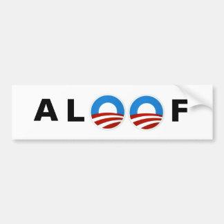 obama_2_color, obama_2_color, A, L, F Car Bumper Sticker