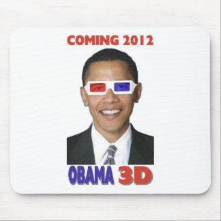 Obama 3D Mousepad