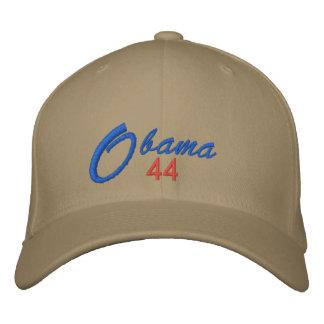 Obama 44 Cap Embroidered Baseball Caps