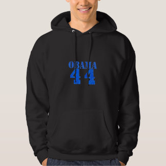Obama 44 hooded pullover