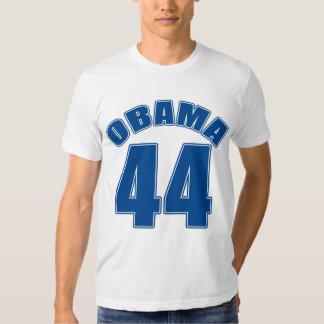 Obama 44 Obama 44th President Tshirt