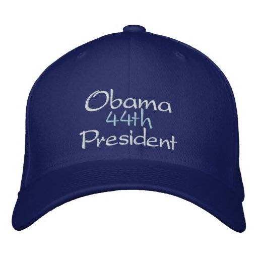 OBAMA 44th PRESIDENT, 2nd TERM INAUGURATION, 2013 Embroidered Baseball Caps