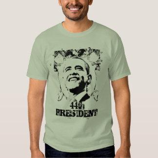Obama 44th President Basic Tee