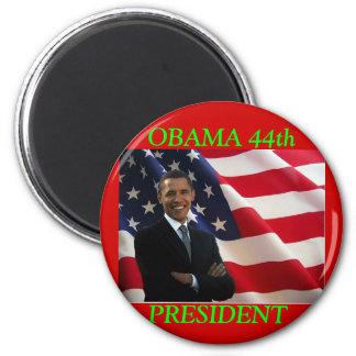 OBAMA 44th PRESIDENT MAGNET