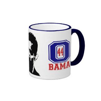 Obama 44th president mug