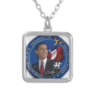 Obama 44th United States President Collection Pendant