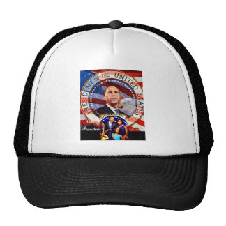 Obama,45th President of The United States_ Cap