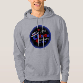 Obama- 4 more years hoodie