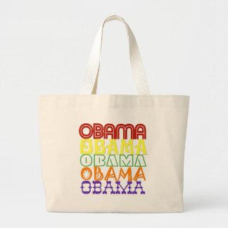 Obama 5 tote bag