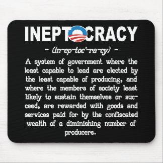 Obama Administration Ineptocracy Mousepad