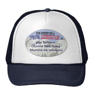 obama advisers hats