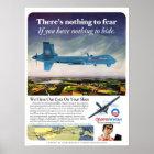 Obama Airways Drone Parody Poster