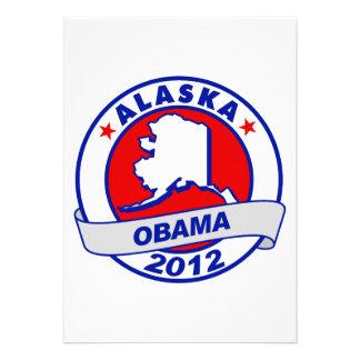 Obama - alaska invitation