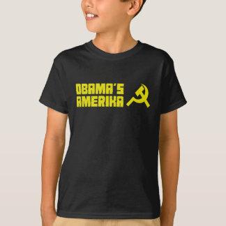 Obama Amerika T-shirts