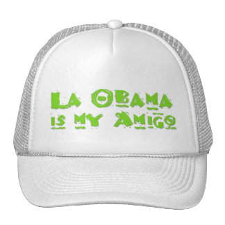 Obama Amigo Trucker Hat