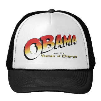 Obama and the Last Crusade in 2012 Trucker Hats