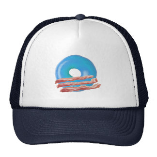 Obama Bacon & Donuts Hat